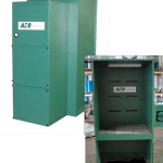 AER Twin Draft Booths